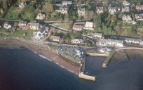 Chanonry Sailing Club Fortrose Harbour
