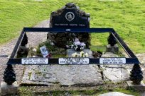 Rob Roy MacGregor's Grave at Balquhidder Church