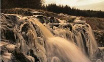 The Loup at Fintry on the Endrick